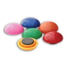 Магниты разноцветные