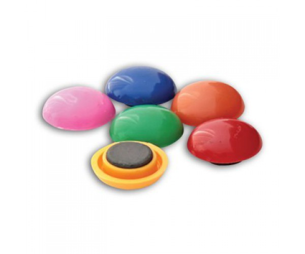 Colourful magnets