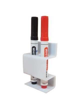 Vertical marker holder
