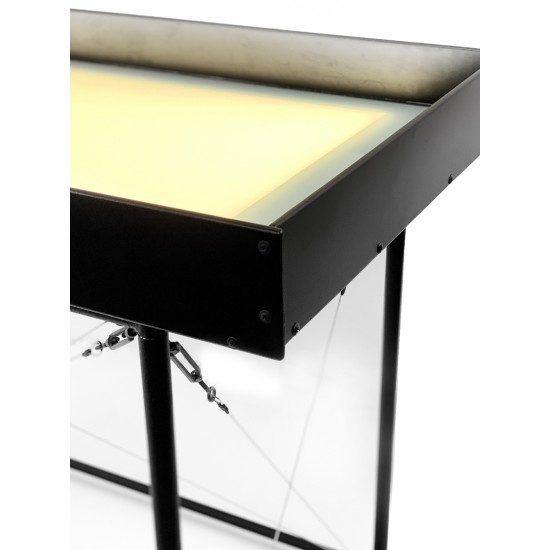 Table for sand animation