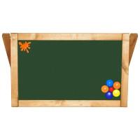 Table Blackboard For Painting 30х50 сm
