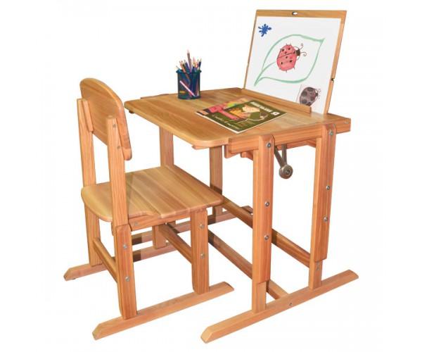 Children Desk-Easel