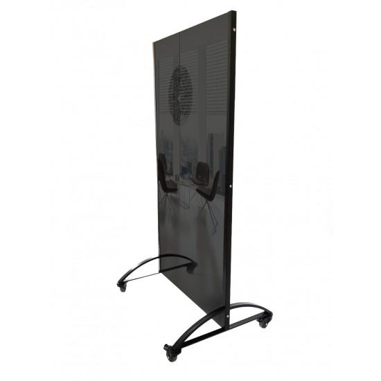 Glass board magnetic-marker black
