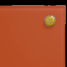 Стеклянная доска магнитно-маркерная, 80х60 см