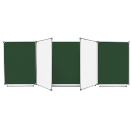 Seven-surface boards