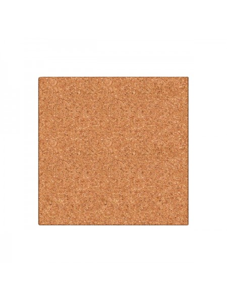 Cork Board Without Frame 100х100 сm