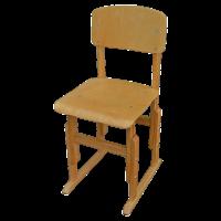 Adjustable Children Chair (wood+plywood)