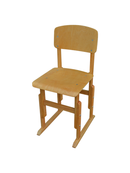 Adjustable Children Chair (wood+plywood)