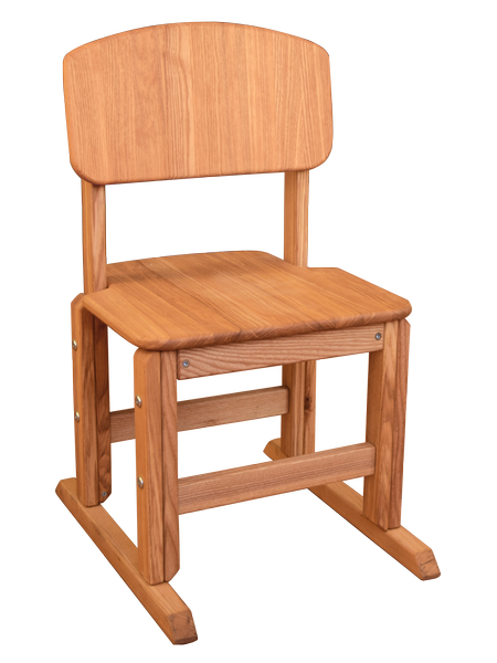 Adjustable Children Chair (wood)