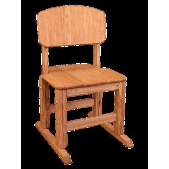 Adjustable Children Chair (wood)