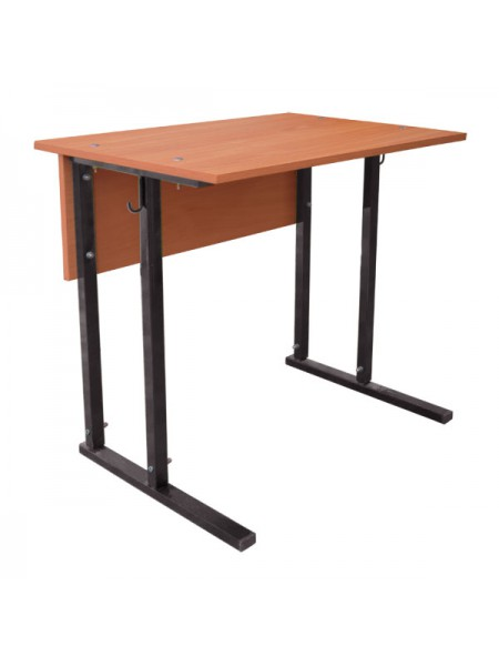 Convertible Single-Seater Desk with Horizontal Table Top (STANDART)