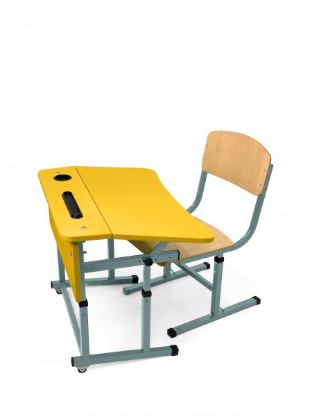 Student single set for NUSH (yellow)