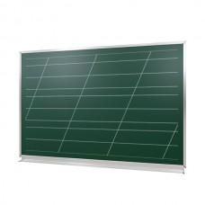 """Board in aluminum profile """"New standart"""" chalk - magnet """"SCYTHE"""" 2000*1000mm"""
