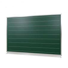 "Board in aluminum profile ""New standart"" chalk - magnet ""LINE"" 2000*1000 mm"