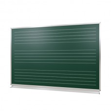 """1-board top. in an aluminum profile """"New standart"""" chalk - magnet """"NOTES"""" 2000*1000 mm"""