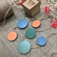 Magnets wood TCO