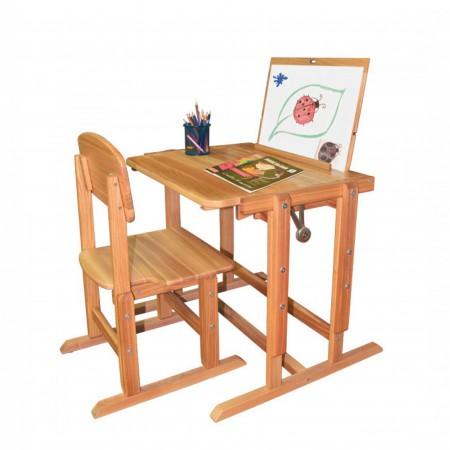 School desk easel