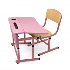 Kit + desk chair Single for NSE (Flamingo)