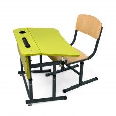Kit + desk chair Single for NSE (Lime)
