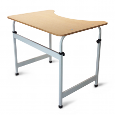 Desk for people with disabilities