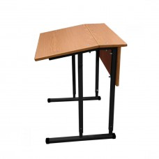 """Partha single transformer """"guarantee"""" with an inclined table top"""