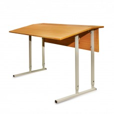 """Partha convertible double """"guarantee"""" with an inclined table top"""