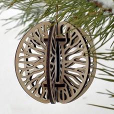 "Souvenirs Christmas ""Mandarin"", 100x100 mm"