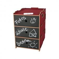 Ящик для бумаг, 220х300х200 mm