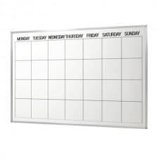 """Маркерный планер """"Расписание на неделю"""" 1500*1000мм"""